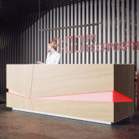Illusion Reception Desks