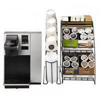 Keurig Coffee machine and accessories