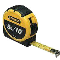 Measuring Tape & Equipment