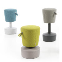 Mickey Sit-Stand Stools