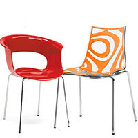 Modern Design Canteen Chairs