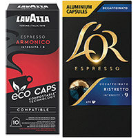 Nespresso Compatible Coffee Pods