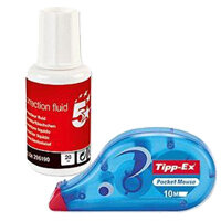Tippex & Correction Fluid