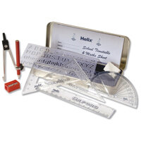 Rulers, Set Squares & Compasses