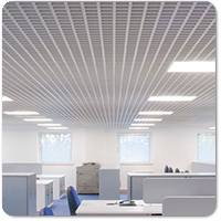 Open Cell Ceiling Systems