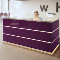 Pearl Reception Desks