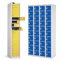 Personal Effects Wallet Lockers