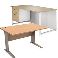 Rectangular Home Office Desks