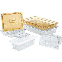 Rubbermaid Gastronorm Food Pans