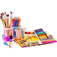 School Art Supplies