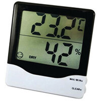 Thermometers, Meters & Timers