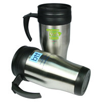 Custom Branded Promotional Travel Mugs