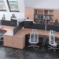 Trexus Beech Office Furniture Ranges