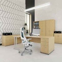 Trexus Maple Cantilever Desking & Office Furniture Range