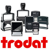 Trodat Rubber Stamps