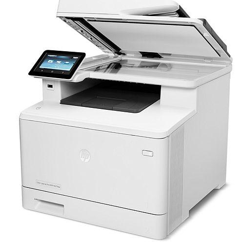 HP Color LaserJet Pro MFP M477fdw - Multifunction printer