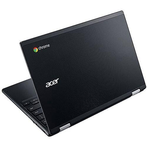 Acer Chromebook R 11 C738T-C2EJ - Flip Design Laptop - Celeron N3060 / 1 6  GHz - Chrome OS - 4 GB RAM - 32 GB eMMC - 11 6