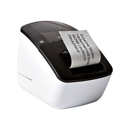 Brother QL-700 Professional Address Label Printer - Automatic cutter - USB  interface - Supports Barcode Printing - High-resolution printing - Up to 93