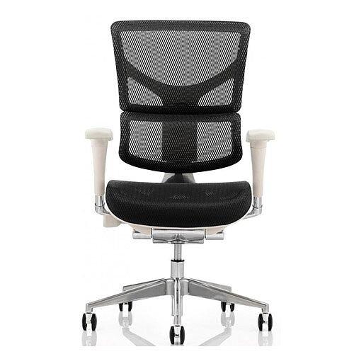 Miraculous Ergo Dynamic Grey Frame Black Mesh Ergonomic Posture Office Chair Soft Designer Mesh Seat And Split Back Best Image Libraries Sapebelowcountryjoecom
