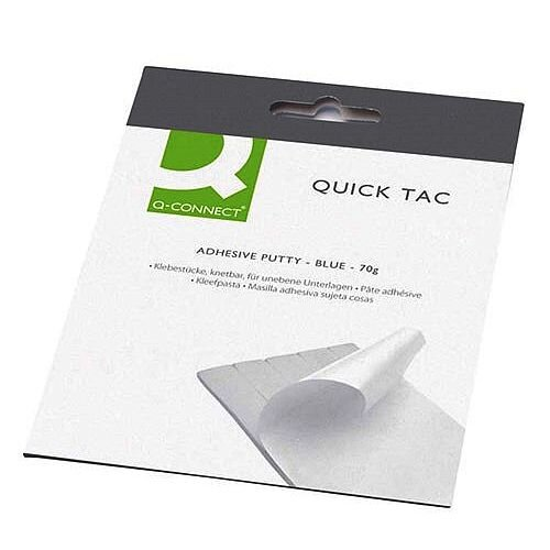 Q-Connect Quick Tac Adhesive Putty 140gm