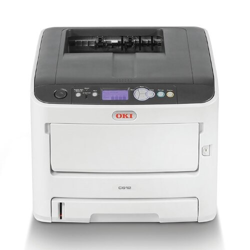 OKI C612n Colour Laser Networked Printer A4 Additional Image 4