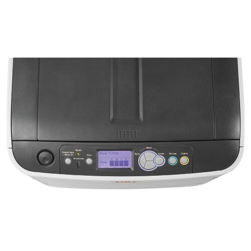 OKI C612n Colour Laser Networked Printer A4 Additional Image 6