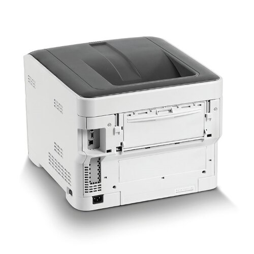 OKI C612n Colour Laser Networked Printer A4 Additional Image 7