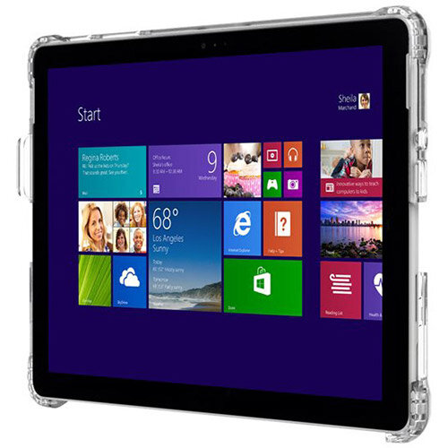Incipio Octane Pure - Clear back cover for tablet Additional Image 5
