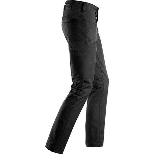 Snickers 6700 Women's Service Trousers Black