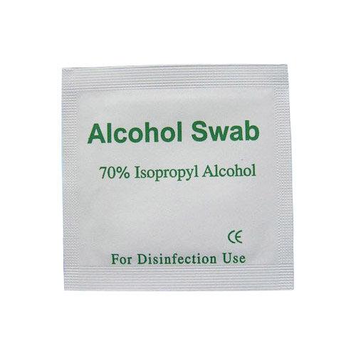 Protection Essential Bundle Pack -  Isopropyl Alcohol Swab
