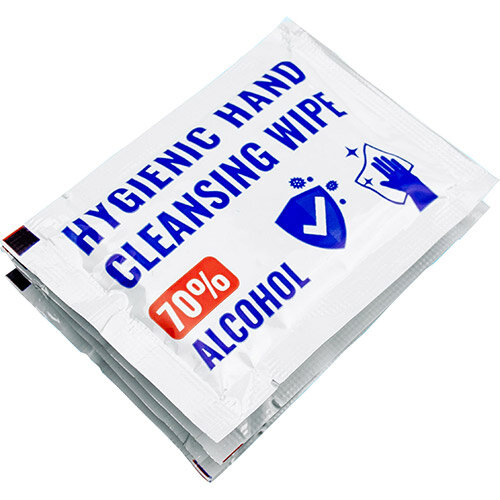 Protection Essential Bundle Pack - Hand Wipes
