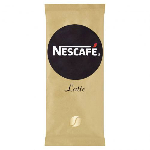 Nescafe Gold Latte Instant Coffee Sachets One Cup Pack of 40 Ref 12314884