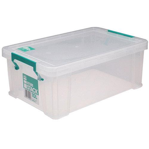 Storestack Box Bundle 2x5L 10L 48L Pack of 4 48LBUNDLE