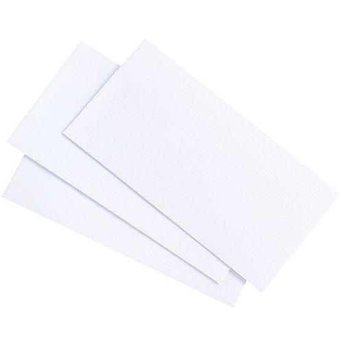 Envelope DL 80gsm White Self-Seal Pack of 1000 WX3454