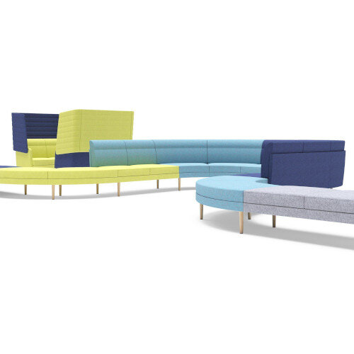 Narbutas ARCIPELAGO Modular Soft Seating Additional Image 2