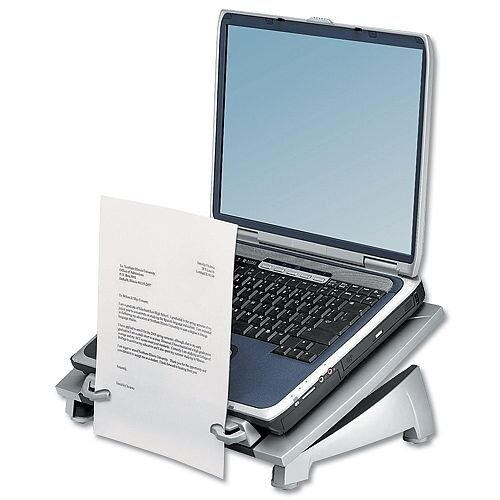 """Office Bundle Kit - Working from Home Essentials - Laptop Riser, Keyboard and Mouse Set, Mouse Pad, Wrist Rest, Falcon Laptop Bag 16"""" - All in One Set at HuntOffice.ie"""