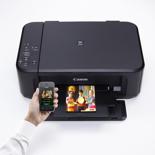 canon pixma mg3650 colour all in one inkjet printer wifi. Black Bedroom Furniture Sets. Home Design Ideas