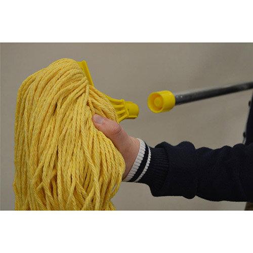 Scott Young Research Interchange Midi Mop Head 14oz Yellow