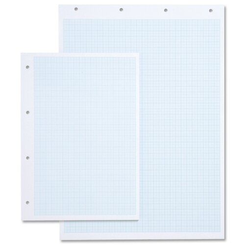 silvine student graph pad 90gsm 1mm 5mm 10mm grid 50