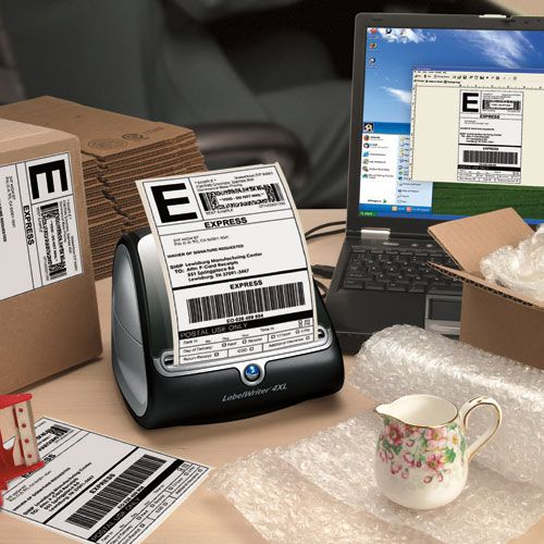 how to use dymo labelwriter 4xl