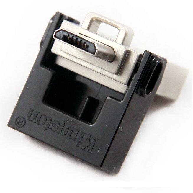 Kingston DataTraveler MicroDuo USB 3.0 Memory Stick 64GB Pendrive