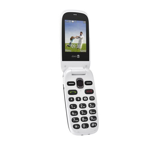 Doro PhoneEasy 632 Black GSM SIM FREE - HuntOffice ie