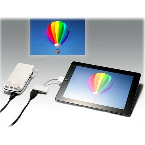 c4dda590bd3 Aiptek MobileCinema i60 DLP Pico Projector For iPhone 6 - HuntOffice.ie