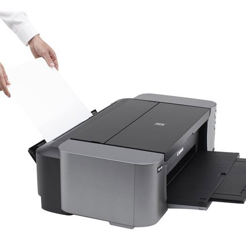 Canon PIXMA PRO-100S A3 Colour Inkjet Printer - Wireless printing from your  PC, tablet and smartphone - 8-ink dye based system for professional