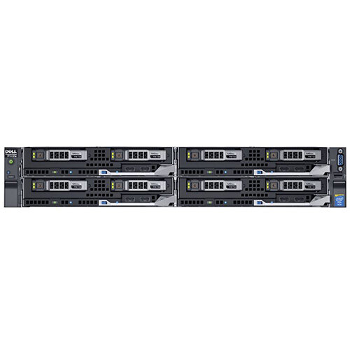 Dell PowerEdge FX2 Rack-mountable 2U up to 4 blades
