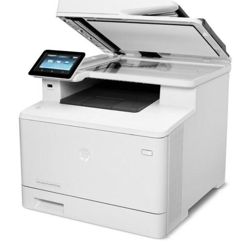 a715fd957a60 HP Color LaserJet Pro MFP M477fdw - Multifunction printer - colour ...
