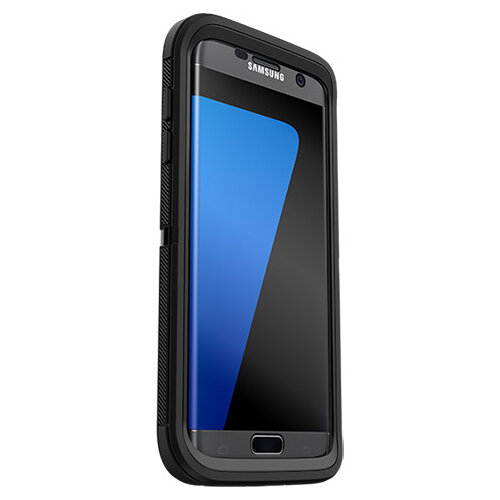 best sneakers 72320 26035 OtterBox Defender Series Protective Case For Samsung Galaxy S7 Edge Black