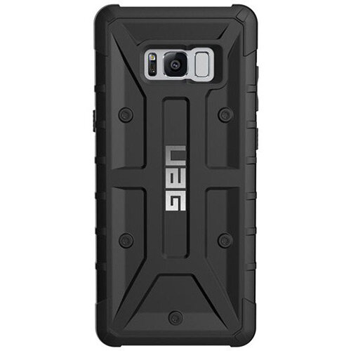 hot sale online 8520d d4da5 UAG Pathfinder Series Rugged Case for Samsung Galaxy S8 Plus [6.2-inch  screen] - Protective case for mobile phone - polycarbonate, rubber - black  - ...
