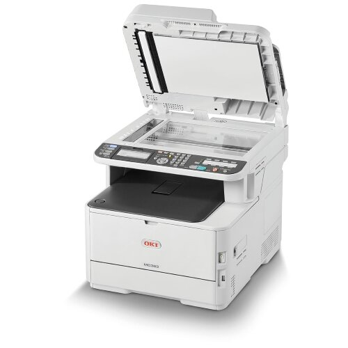 OKI MC363dn Colour Multifunction Printer A4