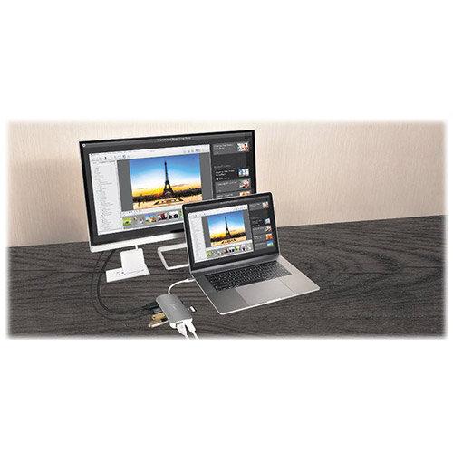 j5create JCD383 - mini-dock USB-C